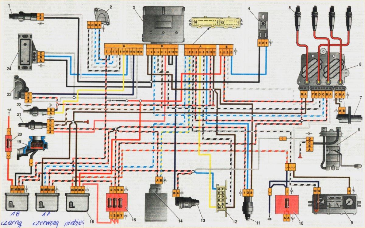 Фото №16 - неисправности электрооборудования ВАЗ 2110 инжектор